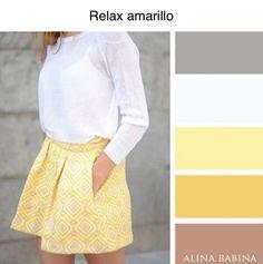 amarillo que brilla