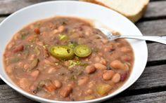 Vegan 15 Bean Soup (Instant Pot)