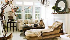 Una hermosa casa en tonos neutros / A beautiful home in neutral tones