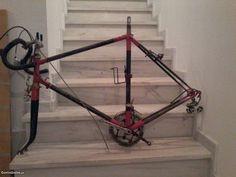 Quadro bicicleta - à venda - Bicicleta, Beja - CustoJusto.pt