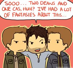 Just like Jack Harkness and two Doctors…