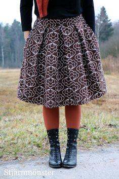 Wedgwood Skirt von Straight Stitch Design