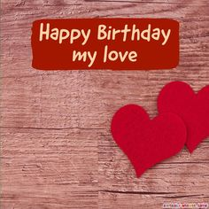 Happy Birthday Brother : Image : Description Happy Birthday Brother : Happy Birthday Quotes About My Love Birthday Wishes For Love, Happy Birthday Quotes For Him, Romantic Birthday Wishes, Birthday Wish For Husband, Happy Birthday Brother, Birthday Quotes For Best Friend, Happy Birthday Fun, Happy Birthday Images, 21 Birthday