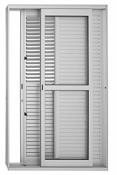 19 modelos de portas externas e internas Decoration, Shutters, Tall Cabinet Storage, My House, Garage Doors, Sweet Home, Outdoor Decor, Furniture, Design