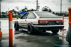 Wide AE86 | Flickr - Photo Sharing!