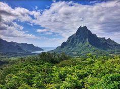 Moorea, Society Islands-French Polynesia. (2017)