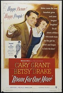 Room for One More starring Carey Grant & Betsy Drake.   This is the movie that made me a Cary Grant fan