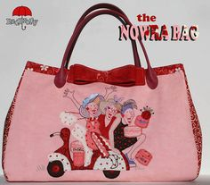 The Nowra Bag by Bronwyn Hayes designer for Red Brolly, via Flickr