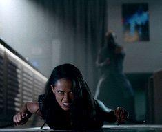 Lucifer, Mazikeen at her best (Fox)