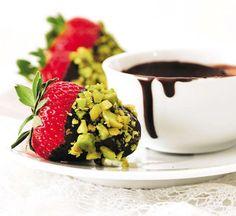Čokojahody / Chocostrawberries