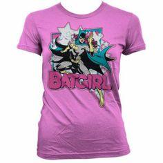 Batgirl Naisten T-Paita 24,65€