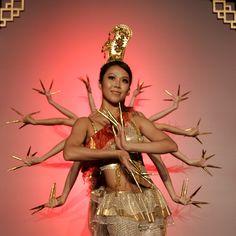 Thai Dancers   Corporate Entertainment: Thai Dancers & Shadow Puppets...
