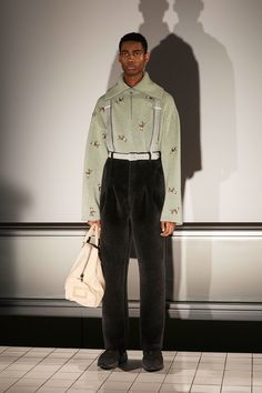Acne Studios Fall 2017 Menswear Collection Photos - Vogue