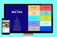 The designer's neighborhood guide