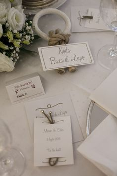matrimonio tema mare torre del greco | ester chianelli events-18 Holidays And Events, Wedding Planner, Table Settings, Wedding Day, Place Card Holders, Elba, Weddings, Tower, Mise En Place