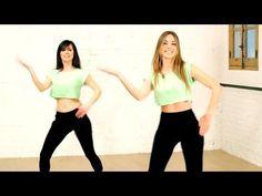 Cómo bailar cumbia | Paso básico - YouTube
