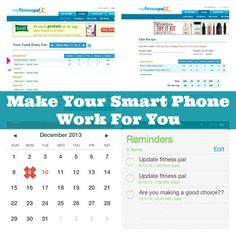 How to Make Your Smart Phone Work for You #organizeyourselfskinny