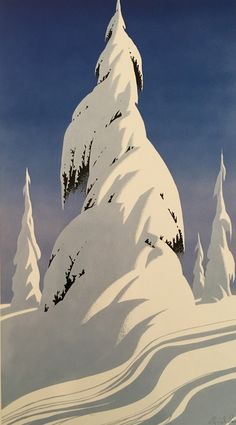 EclecticBox Shared Tumblr (quintonpeeples:   More Eyvind Earle.  Enjoy!)