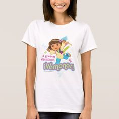 Dora The Explorer | Vamonos! T-Shirt - click/tap to personalize and buy
