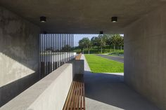 De Jove Crematorium / Ae Arquitectos