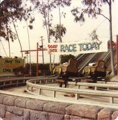 Wacky Soap Box Racers - Knott's Berry Farm 1983
