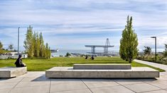 Hunters Point | Hillpoint Park - CMG Landscape Architecture San Francisco Bay, Central Park, Hunters, Landscape Architecture, Statue Of Liberty, Parks, Sidewalk, Travel, Statue Of Liberty Facts