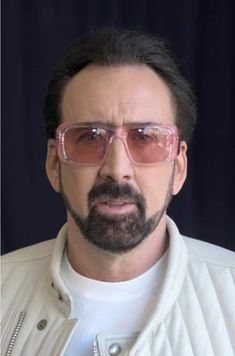 After here's a picture after: I Need A Safe Place To Talk About Nicolas Cage And His New Girlfriend And All The Weird Things They've Been Doing Together Lately