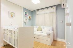 Apartamento Campo Belo / Luni Arquitetura #bedroom #kids #baby
