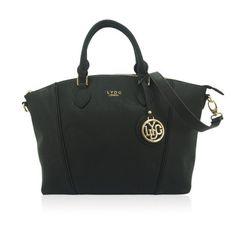 9e3583e4fb50b LYDC Rosette Tote Bag Black LYDC Rosette Tote Bag Black Styl Industrialny