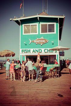 Food anyone? We got Fish and Chips