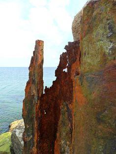'Altes Eisen 3' von nordart bei artflakes.com als Poster oder Kunstdruck $23.56