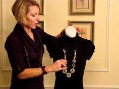 """Nancy Hanrahan Premier Designs Jewelry Combos Jan 2012.MOV    Want to be a """"DREAM GIRL""""? Friend """"DREAM GIRLS"""" @ http://facebook.com/TheJewelryLady"""