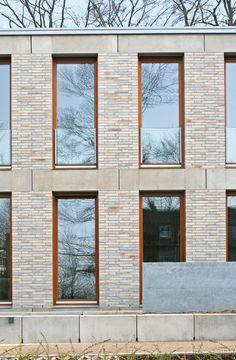 Zentralrendantur Emsdetten   Referenzen   Fassaden-Projekte   Klinkerwerk Hagemeister