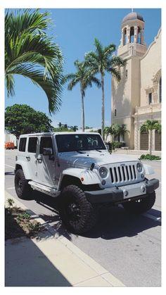 Jeep Wranglers, Wrangler Jeep, White Jeep Wrangler Unlimited, Jeep Rubicon, White Rubicon Jeep, All Black Jeep Wrangler, Jeep Wrangler Interior, Jeep Unlimited, Auto Jeep