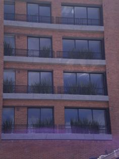 Barandas balcones apartamentos