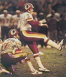 washington redskins 1982   Today in Pro Football History