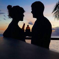 Next to me #ImagineDragons  Location #Fiji  Photo  @ftbletsas