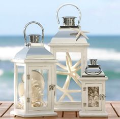 Pottery Barn's Bristol Lanterns are on Sale: http://www.completely-coastal.com/p/coastal-sale-island.html
