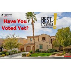 Don T Forget To Vote For Us As The Best Real Estate Company