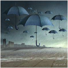 Payung Melayang