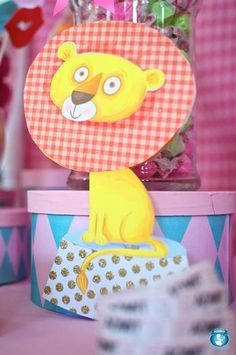 Hostess with the Mostess® - Whimsical Big Top Circus Party