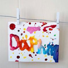 Raised salt painting art activities for kids, preschool art, playgroup acti Salt Painting, Painting For Kids, Drawing For Kids, Art For Kids, Kids Fun, Painting Art, Painting Activities, Art Activities For Kids, Preschool Art