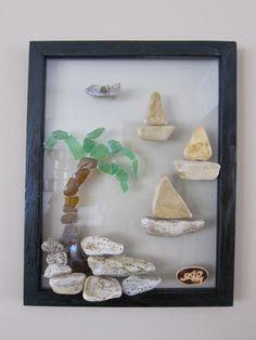 pebble work