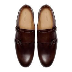 SHOE WITH BUCKLES - Shoes - Man - ZARA Philippines