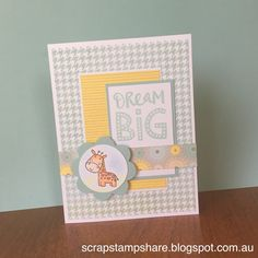 Scrap Stamp Share: Cheers- CTMH November Stamp of the Month Australasian Blog Hop