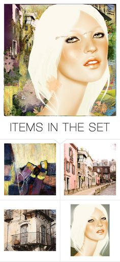 """Untitled 1445"" by ceca-66 ❤ liked on Polyvore featuring art"