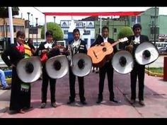 A Cristo le Voy - Mariachi Cristiano Nuevo Jalisco de C. Rivera -Telf 56...