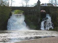 Waterfalls of coo belgium