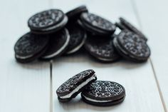 Oreos - the lazy vegan's sneaky treat