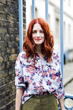 15 Chic Ways To Wear Floral Prints Courtesy Of Taylor Tomasi Hill